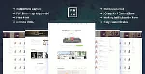 Furniture – ecommerce Product Template