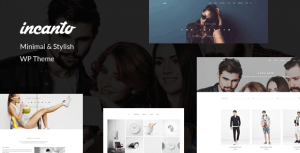 Incanto – Minimal & Stylish WP Theme