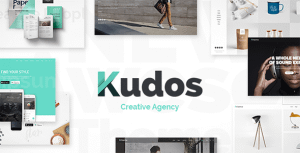 Kudos – Marketing Agency Theme