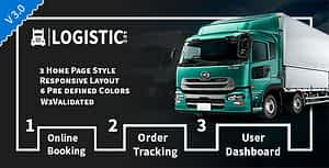 Logistic Pro – Transport – Cargo – Online Tracking – Booking & Logistics Services