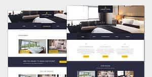 Luxury – Hotel and Resort HTML Template
