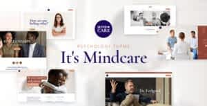 MindCare – Psychology and Counseling Theme