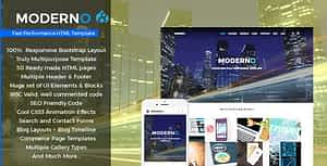 Moderno – Multipurpose Fast Performance Drupal 8.8 Theme