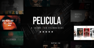 Pelicula – Video Production and Movie Theme
