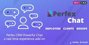 Download Free Perfex CRM Chat PHP Script