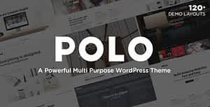 Polo – Responsive Multi-Purpose WordPress Theme