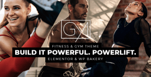 Powerlift – Fitness and Gym Theme