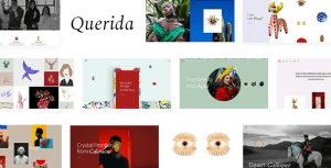 Querida – Creative Agency Theme