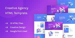 Saku – Agency And Business HTML Template