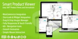 Smart Product Viewer – 360º Animation Plugin