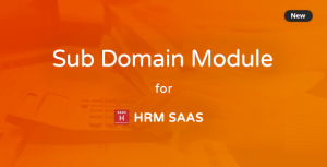 Subdomain Module for HRM SAAS