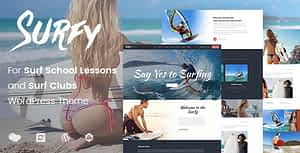 Surfy – Surfing and Water Sports