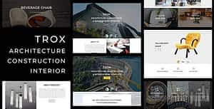 Trox_Architecture, Interior, Construction HTML Template