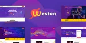 Weston – Conference & Event HTML Template