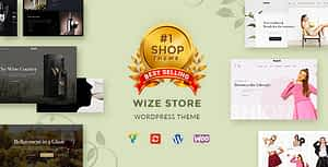 WizeStore – Multipurpose WooCommerce Shop