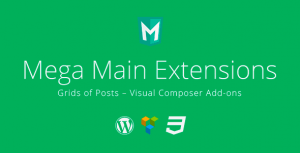 Grids of Posts – Visual Composer Addons