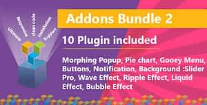 Ultimate Bundle Two for WPBakery Page Builder (formerly Visu…