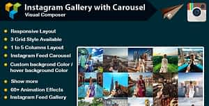 WPBakery Page Builder – Instagram Gallery with Carousel (for…