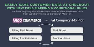 WooCommerce Checkout Newsletter – Campaign Monitor