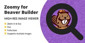 Zoomy for Beaver Builder – High-res Zoomable Image Viewer
