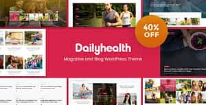 DailyHealth – A Professional Health and Medical Blog and Mag…