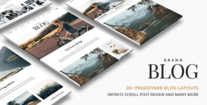 Grand Blog WordPress