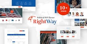 Right Way | Election Campaign and Political Candidate WordPr…