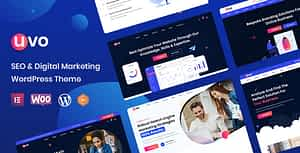 UVO – SEO & Digital Marketing Theme