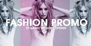 Fashion Promo – Dynamic Opener | After Effects Project