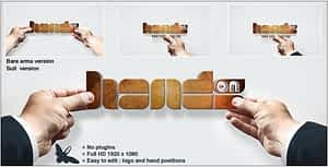 Hands On Logo After Effects Project