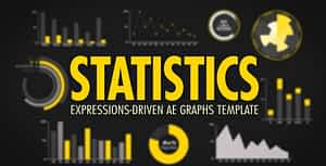 Statistics | After Effects Project