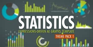 Statistics Theme Pack 1 | After Effects Project