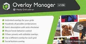 Media Grid – Overlay Manager add-on