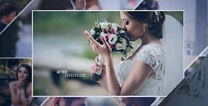 Wedding Slide | After Effects Project