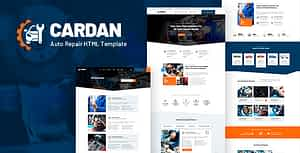 Cardan – Car Repair Services HTML Template