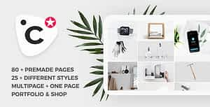 Concept – Creative and Business, Multipurpose Template
