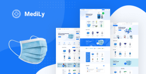 MediLy – Medical HTML Template