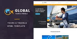 Global – Tours & Travels HTML Template