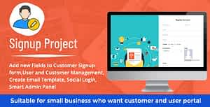 Signup Php Portal – PHP Script