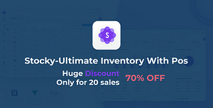 Stocky – Ultimate Inventory Management System with Pos – PHP Script