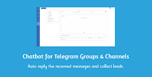 Tchatbot – script for auto replies on Telegram Groups and Ch… – PHP Script