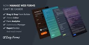 Easy Forms: Advanced Form Builder and Manager – PHP Script