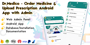 GoGreen – Food, Grocery, Pharmacy Multi Store(Vendor) Androi… – PHP Script