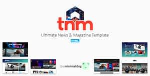 The Next Mag – Ultimate News & Magazine Template