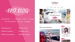 Manohara – Modern Lifestyle Blog & Magazine WordPress Theme