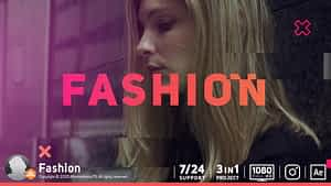 Fashion | After Effects Project