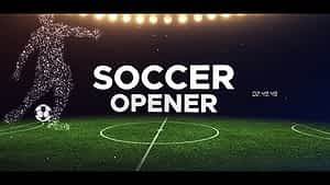 Soccer Opener | After Effects Template After Effects Project