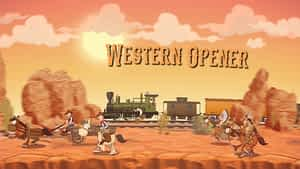 Western Opener  | After Effects Template After Effects Project
