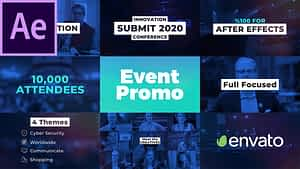 Event Promo I Conference for After Effects | After Effects Project