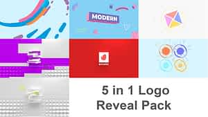 Logo Reveal Pack | After Effects Project